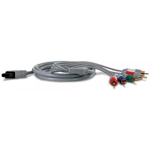 HYPERKIN Tomee Component AV Cable for Wii U / Wii