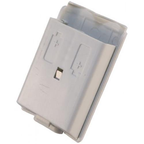 HYPERKIN Controller Battery Cover for Microsoft Xbox 360 (Bulk Packaging, White)