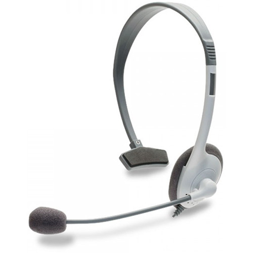 HYPERKIN Tomee Microphone Headset for Xbox 360 (White)