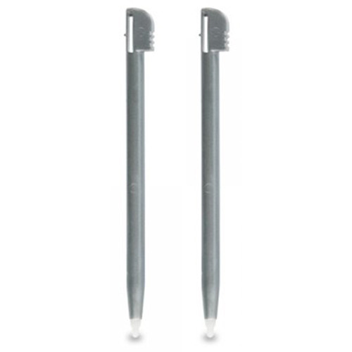 HYPERKIN Stylus Pen Set for DS Lite (2-Pack, Silver)