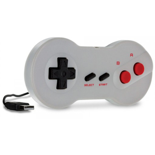HYPERKIN Tomee Dogbone NES-Style USB Controller