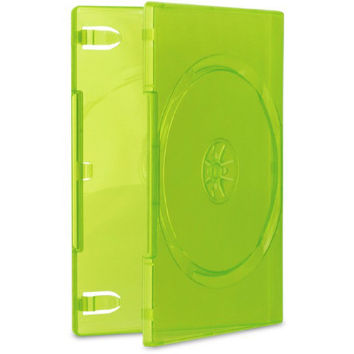 HYPERKIN Replacement Game Case for Xbox 360 (100x, Clear Green)