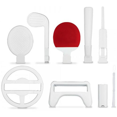 HYPERKIN 10-in-1 Sports Kit for Nintendo Wii