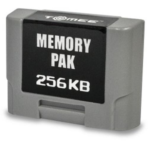 HYPERKIN Tomee 256KB Memory Pak for Nintendo 64 System