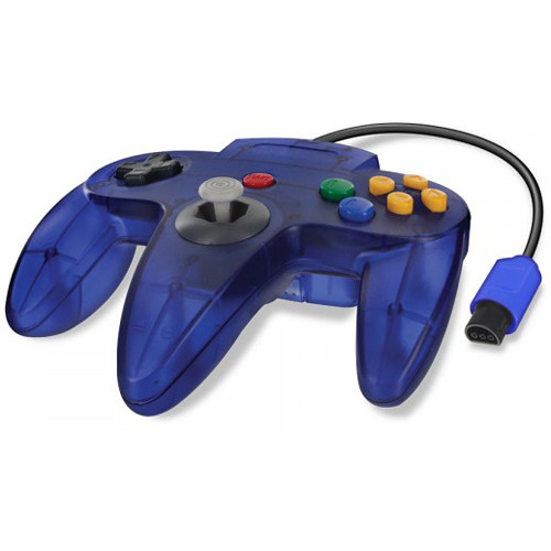 HYPERKIN CirKa Nintendo 64 Controller (Grape)