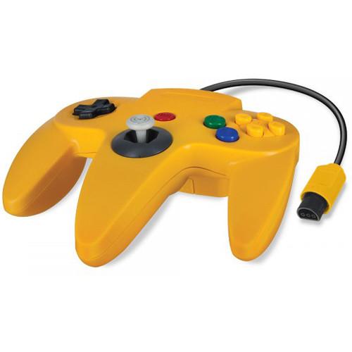 HYPERKIN CirKa Nintendo 64 Controller (Yellow)