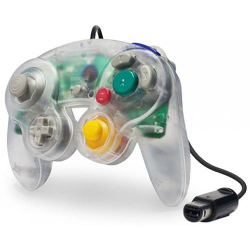 HYPERKIN CirKa Wii/GameCube Wired Controller (Clear)