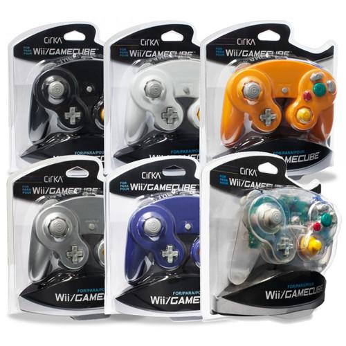 HYPERKIN CirKa Wii/GameCube Wired Controller (6-Pack)