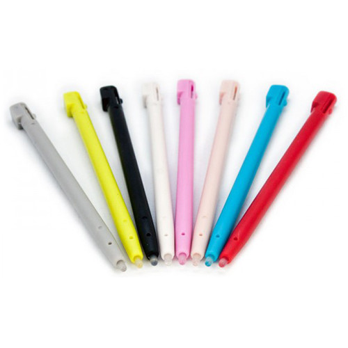 HYPERKIN Spectrum Tomee Stylus Pen Set for DSi/ DS Lite (8-Pack, Assorted Color)