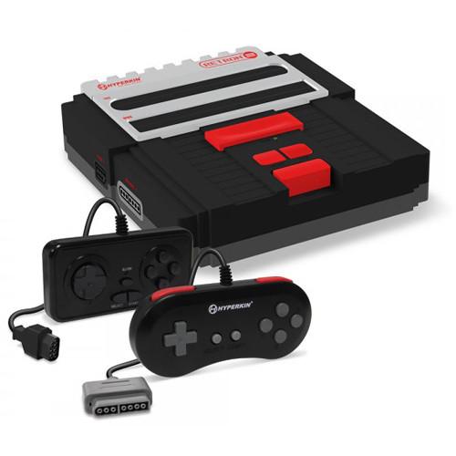HYPERKIN RetroN 2 Gaming Console (Black)