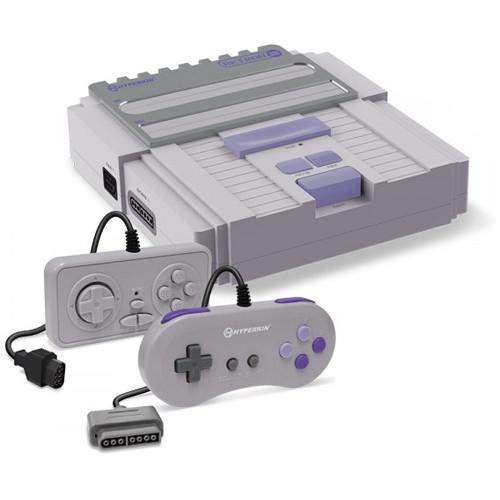 HYPERKIN RetroN 2 Gaming Console (Gray)