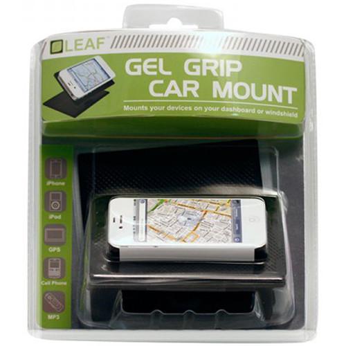 HYPERKIN Leaf Gel Grip Car Mount for iPhone/iPad Mini/iPod/Android/GPS/MP3