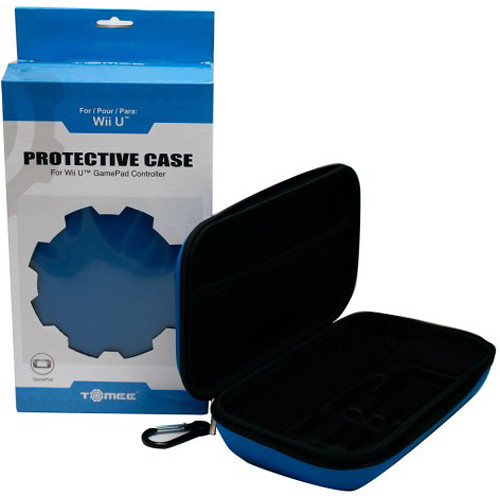 HYPERKIN Tomee Protective Case for Wii U GamePad (Blue)