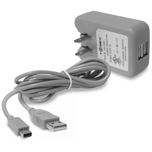HYPERKIN Tomee AC Adapter for Nintendo Wii U GamePad