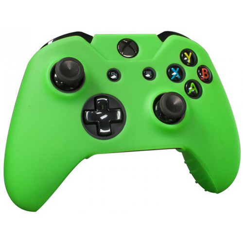HYPERKIN Tomee Xbox One Silicone Controller Skin (Green)