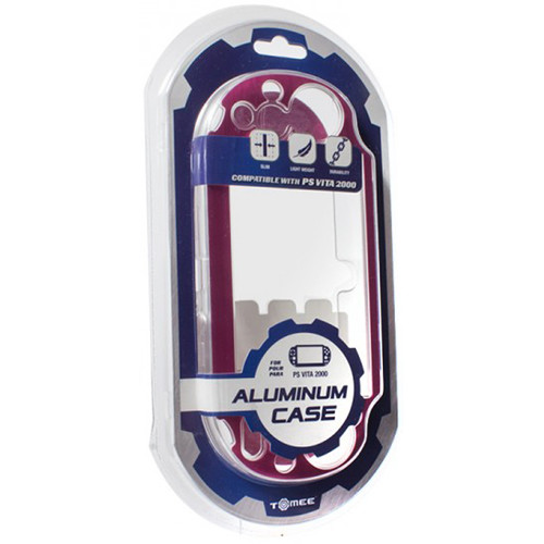 HYPERKIN Tomee PS Vita 2000 Aluminum Case (Hot Pink)