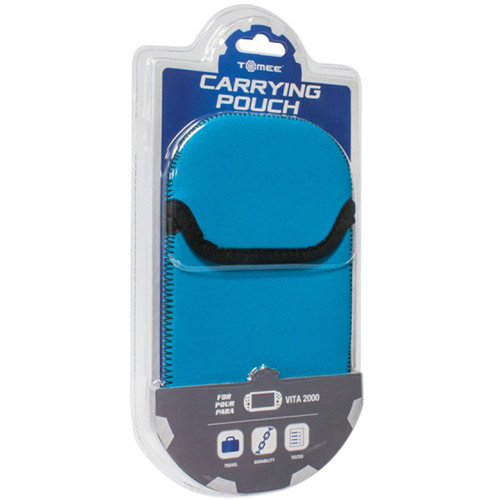 HYPERKIN Tomee PS Vita 2000 Carrying Pouch (Blue)