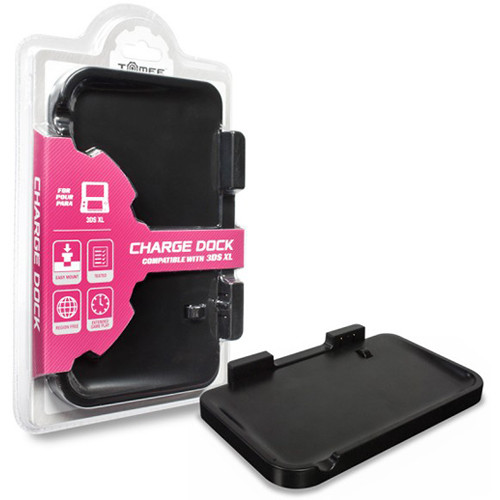 HYPERKIN Tomee Charge Dock for Nintendo 3DS XL (Black)