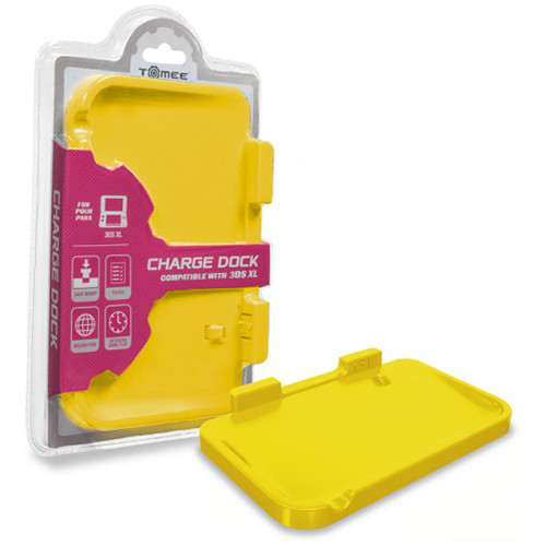 HYPERKIN Tomee Charge Dock for Nintendo 3DS XL (Yellow)