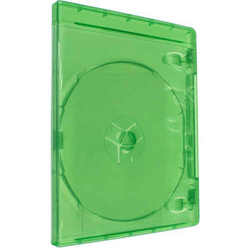 HYPERKIN Replacement Game Case for Xbox One (50x, Clear Green)