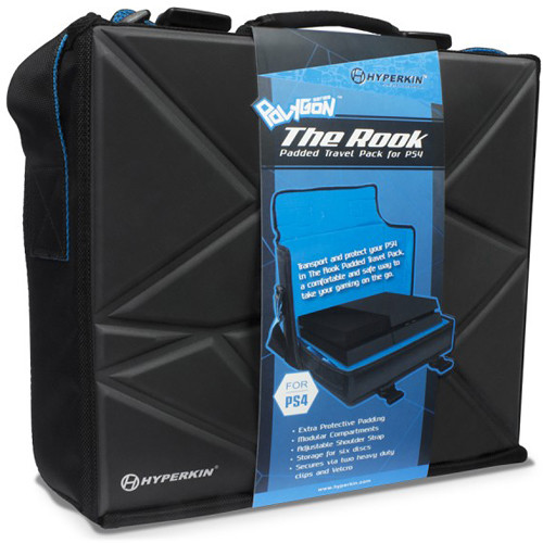 HYPERKIN The Rook Polygon Series Travel Bag for PS4