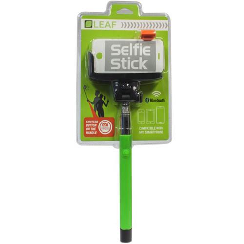 HYPERKIN Leaf Selfie Stick for Smartphones (Green)
