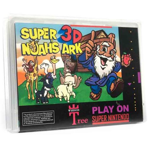 HYPERKIN Super 3D Noah's Ark (Nintendo SNES)