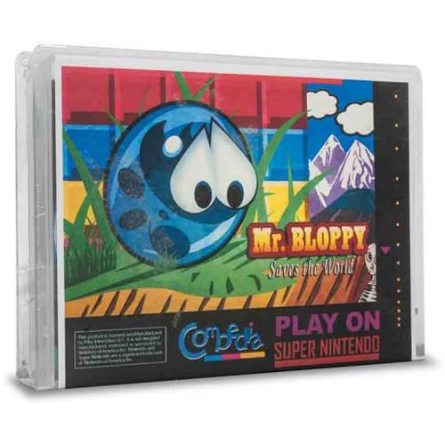 HYPERKIN Mr. Bloppy Saves the World (Nintendo SNES)