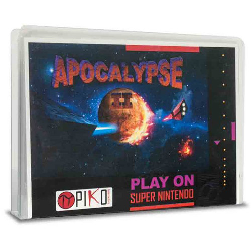 HYPERKIN Apocalypse II (Nintendo SNES)