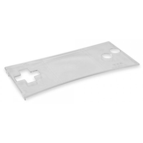 HYPERKIN RepairBox Replacement Faceplate for Nintendo Game Boy Micro (Clear)