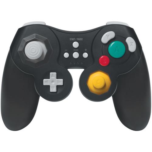 HYPERKIN ProCube Wireless Controller for Wii U (Black)