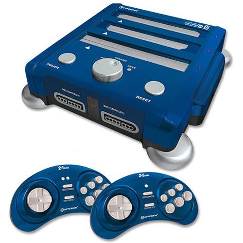HYPERKIN RetroN 3 Gaming Console (Bravo Blue)