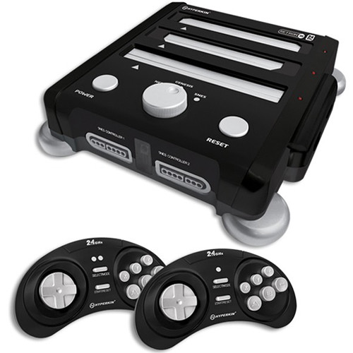 HYPERKIN RetroN 3 Gaming Console (Onyx Black)