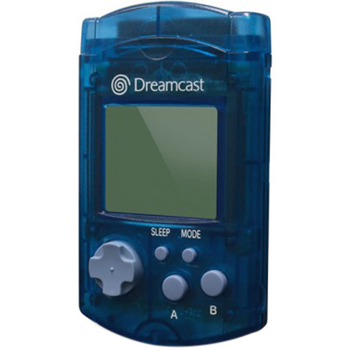 HYPERKIN Sega Dreamcast Visual Memory Unit (Blue)