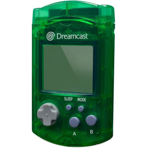 HYPERKIN Sega Dreamcast Visual Memory Unit (Green)