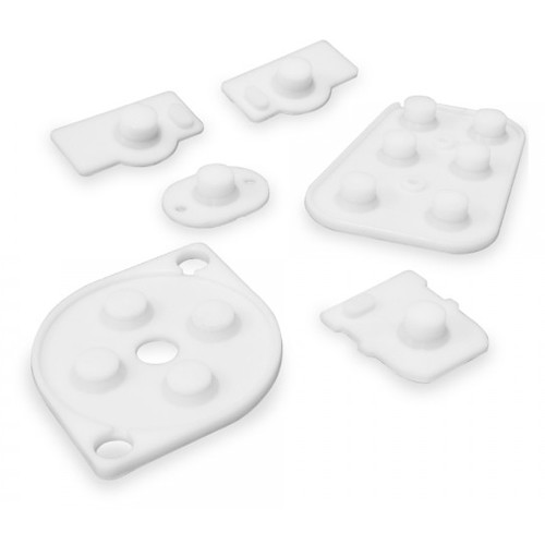 HYPERKIN RepairBox Replacement Silicone for Nintendo 64 Controller