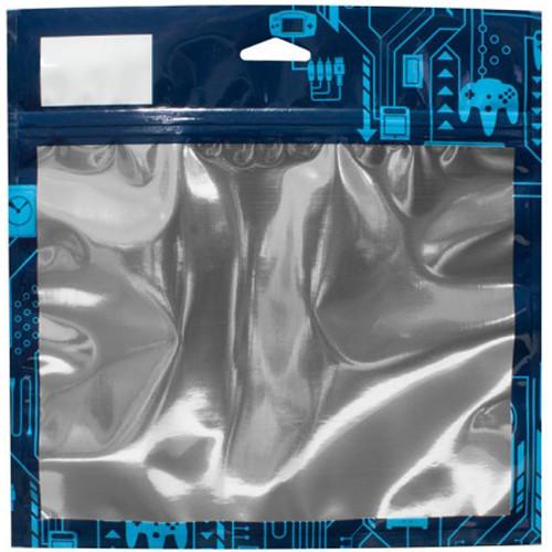 """HYPERKIN 9 x 9"""" Resealable Bags (30-Pack)"""