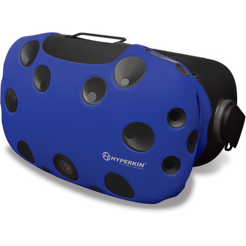 HYPERKIN Gelshell Silicone Skin for HTC Vive (Blue)