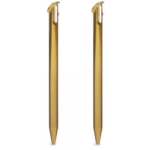 HYPERKIN Stylus Pen Set for 3DS XL (2-Pack, Gold)
