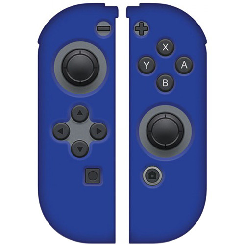 HYPERKIN Silicone Skins for Switch Joy-Con Controllers (Blue)