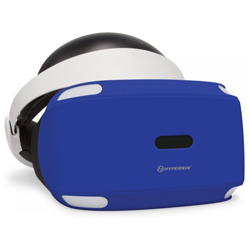 HYPERKIN GelShell Headset Silicone Skin for PlayStation VR (Blue)