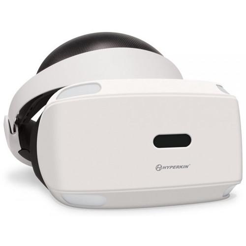 HYPERKIN GelShell Headset Silicone Skin for PlayStation VR (White)