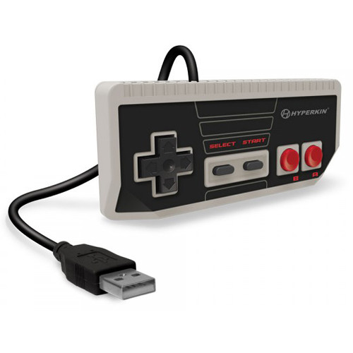 HYPERKIN Cadet Premium NES-Style USB Controller for PC/Mac