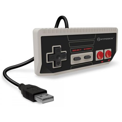 HYPERKIN Cadet Premium NES-Style USB Controller for PC/Mac