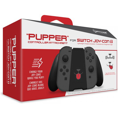HYPERKIN Pupper Controller Attachment for Switch Joy-Con