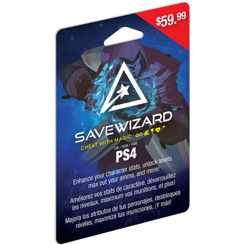 HYPERKIN Save Wizard Save Editor for PlayStation 4 (Product Key Code)