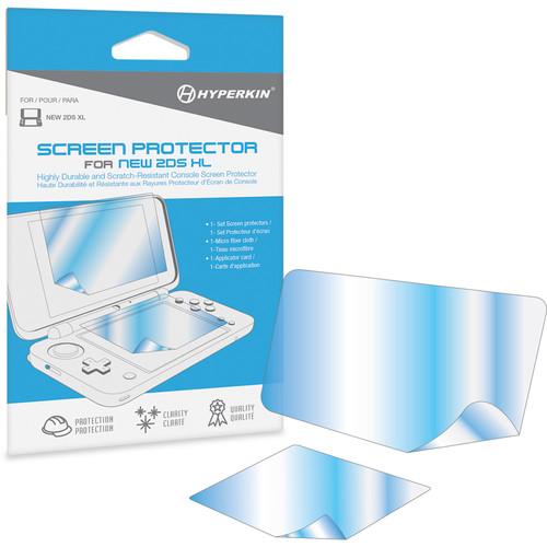 HYPERKIN Screen Protector for Nintendo 2DS XL