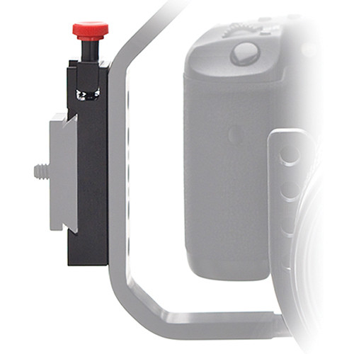 iDC Photo Video Arca-Style Quick-Release Clamp