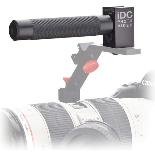 iDC Photo Video Grip Handle with Tall Cold Shoe