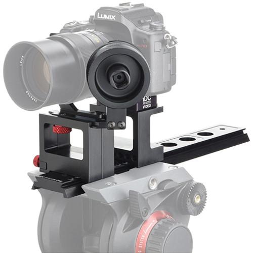 iDC Photo Video SYSTEM ONE Follow-Focus Kit for Panasonic GH2 (1 Wheel, Lens Brace)